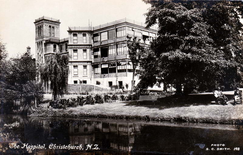 No.148 - The Hospital, Christchurch, N
